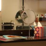 Beratungsraum 1 für Perücken, Haarteile, Toupets