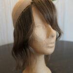 Beispiel für ein Haarband aus gespendetem Echthaar aus unserer Eigenproduktion